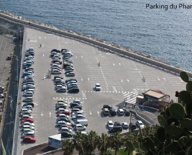 Parking du phare