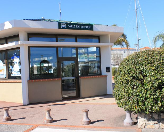 Salle de réunion du Vieux Port de Golfe-Juan