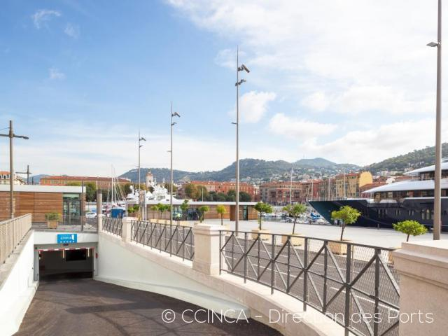 Acc s au port de nice - Parking port nice ...